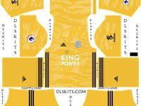 Dream League Soccer Kits Leicester City 2019 2020 Goalkeeper Third