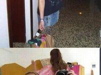 Photobombs