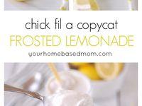 Yummy Drinks on Pinterest | Milkshakes, Simple Syrup and Lemonade