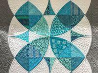 Mini wall quilts