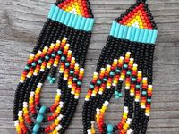 first nations beading and such
