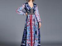 Vintage Dress / Vintage Dress