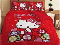 The bedboom