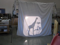 Light Table/Overhead Projector