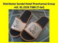 Distributor Sandal Hotel Murah Piranhamas Group +62- 81.2529.7389 (T-sel) / Jual Sandal Hotel Murah,Grosir Sandal Hotel Murah  Kami adalah Supplier amenities hotel di Indonesia yang mendistribusikan dan mensupplai semua keperluan Amenities hotel PESAN SEKARANG JUGA, Hubungi Customer Service Representatif kami : (Call / SMS / WhatsApp) :  +62-81.2529.7389 (Simpati) Alamat : JL. Piranha Atas V / 01, Tunjung Sekar, Malang Telp Kantor : 0341 - 547.5454 Email : Silvi_eko@yahoo.co.id Website : www.piranhamasgroup.com Upload By : L.A. Mahendra