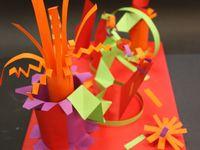 ArtEd- Sculpture: paper