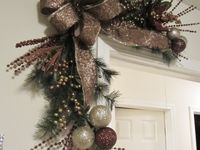 Christmas decorations - swags / Swags