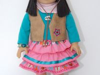 american girl cloths
