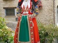 Costume populare, din  intreaga lume!