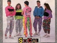 1980s TRENDS AND FASHION