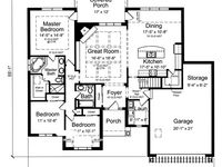Design Also House Floor Plans With No Garage On Elegant 2 Story Home