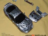 body graphics on Pinterest | Toyota Supra, Sharpie Pens and Graphics