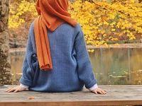 Hijabi Muslim girls