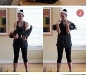гимнастика для мам с детьми