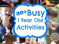 Fun 4 Baby Janlu / Fun, creative activities and crafts for my son.