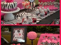 17 best images about tafel idee on pinterest beauty and the beast jars and zebra birthday - Deco halloween tafel maak me ...