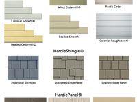 41 Best Hardi Siding Color Samples Images On Pinterest