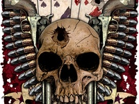 dead mans hand aces and eights lyrics to uptown
