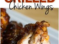 ... | Strawberry Balsamic, Teriyaki Chicken Wings and Portobello Burger