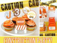Birthday Party Ideas for Levi!