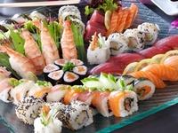 Sushi, Sashimi and other Asian food