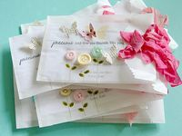 some great ideas for party favours!