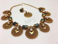 Precious metal jewellery patterns