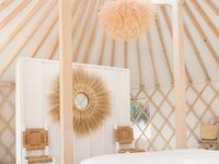 CANVAS / Canvas, yurt & safari tent inspiration