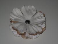Sewing - hair pretties/fabric flowers