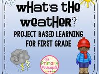 project based learning 1st