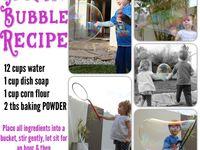 Playtime- Outdoor Fun Activities