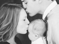 fotos com bebê