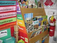 Teaching ideas and classroom management resources for literacy, reading, and writing instruction.
