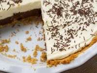... NOMs to make - no bake! on Pinterest | Cheesecake, Mint Bar and Bar