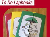 Homeschooling- Lapbooks