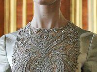 Silver & Grey Wedding Dresses