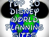 <3 Disney World Planning <3