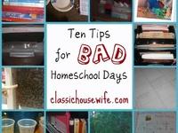 Homeschool Helps & Inspiration