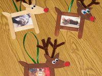 kids crafts Christmas