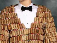 I guess I will need to drink more wine to have enough corks. --Ah an excuse to drink the grape!