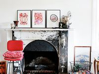 Ideas about displaying artwork in your home