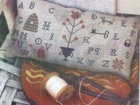 Cross stitch & samplers