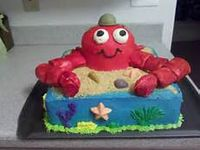 The Crab Takes the Cake!
