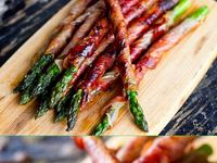 ... Pinterest | Stuffed Bread, Prosciutto Wrapped Asparagus and Bacon Jam