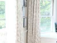 17 best images about creative ways to hang curtains on - Unique ways to hang curtains ...