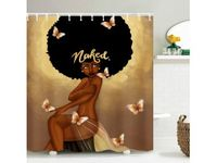 21 african american shower curtains