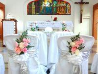 decoración sillas para bodas, navideñas y toda ocasión.