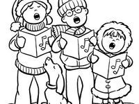 17 Best Christmas Carolers Images
