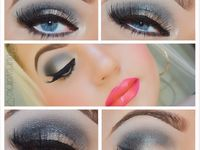 Cosmetics & make up .