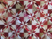 Hunters star quilts